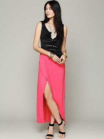 Winnie Wrap Skirt
