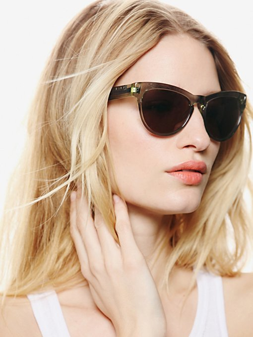 Breslin Sunglasses