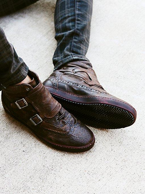 Coleman Distress Sneaker