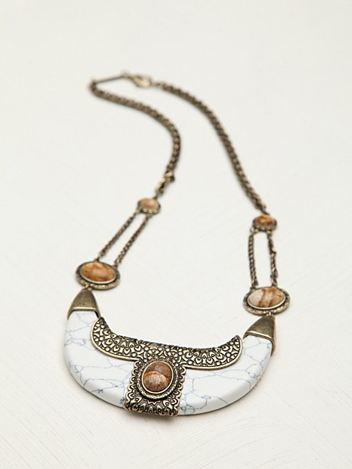 Pisco Sour Necklace