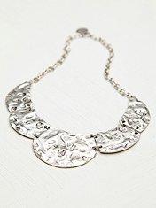 Tarnished Silver Collar