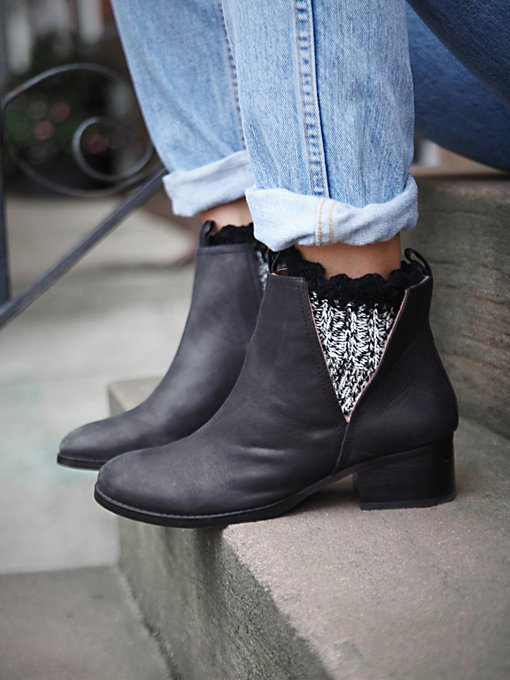 Cast & Crew Ankle Boot