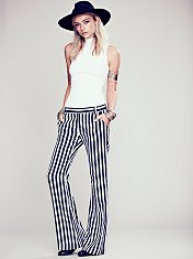 Avery Striped Trouser