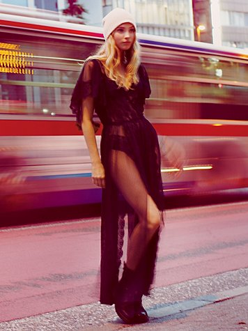 Witchy Woman Maxi Dress
