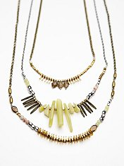It's All About A Layer Necklace
