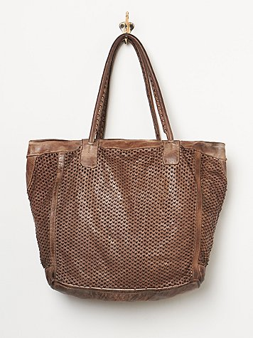 Torres Leather Tote