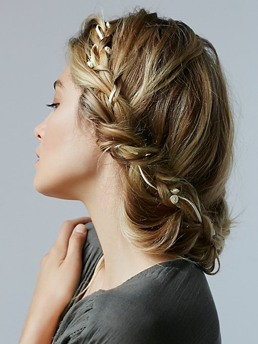 Floral Braid Ins