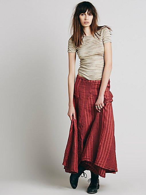 Latter to Love Skirt
