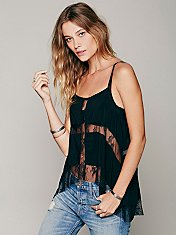 High Low Carousel Cami