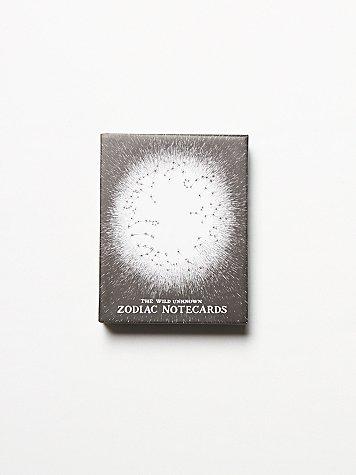 Zodiac Notecards