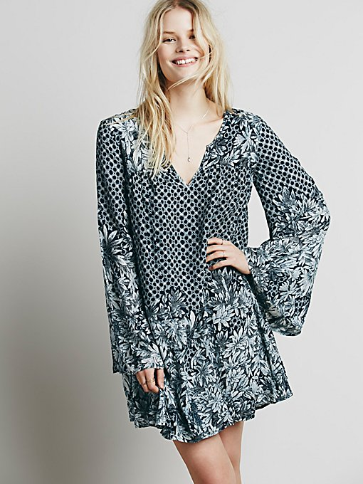 Dreamy Daze Print Dress