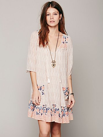 Penny Lane Chiffon Dress
