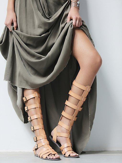Republik Vegan Leather Sandal