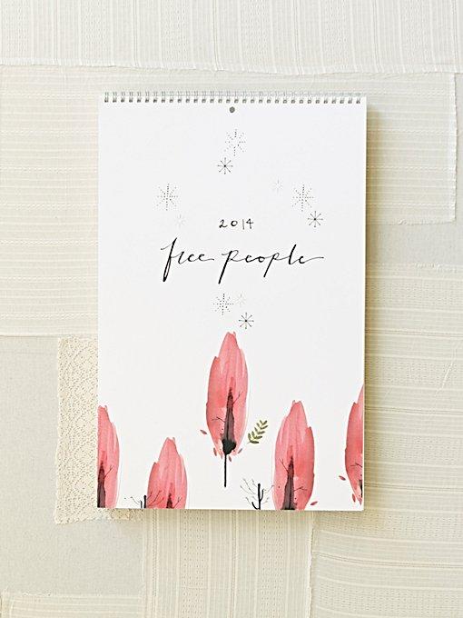 FP 2014 Calendar