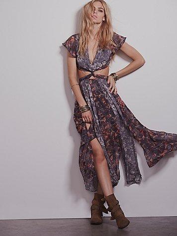 Jasper Midi Dress