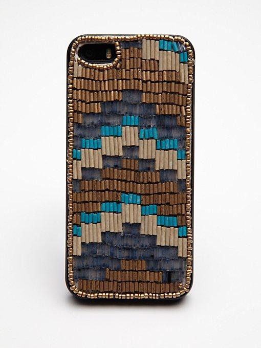Beaded iPhone 5/5s Case