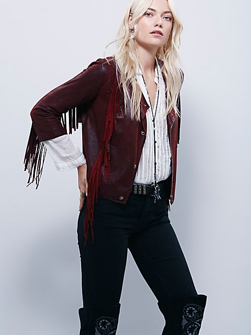Fringe Dreams Jacket