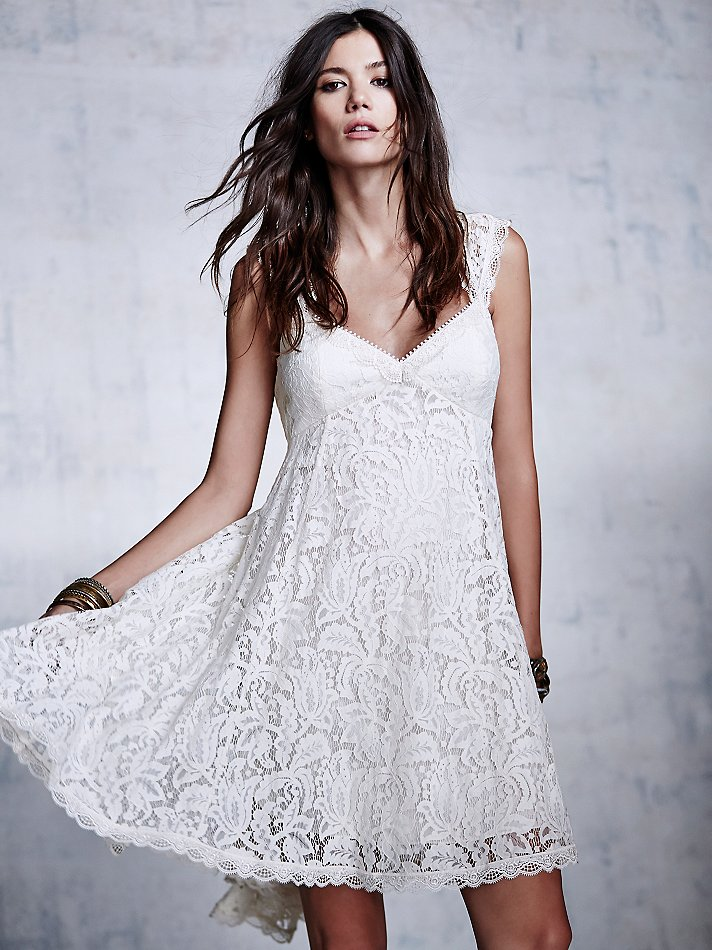Creme De La Dress