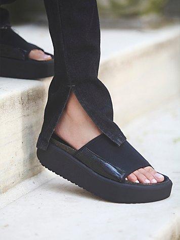 Metric Slip On Sandal