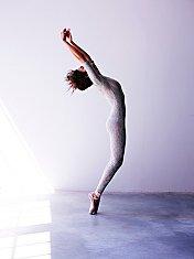 Long Leg Lace Romper