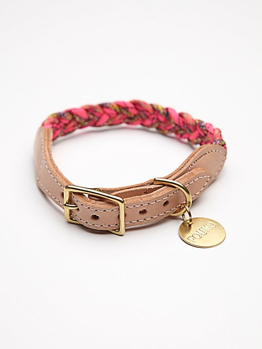 Braided Rope Collar
