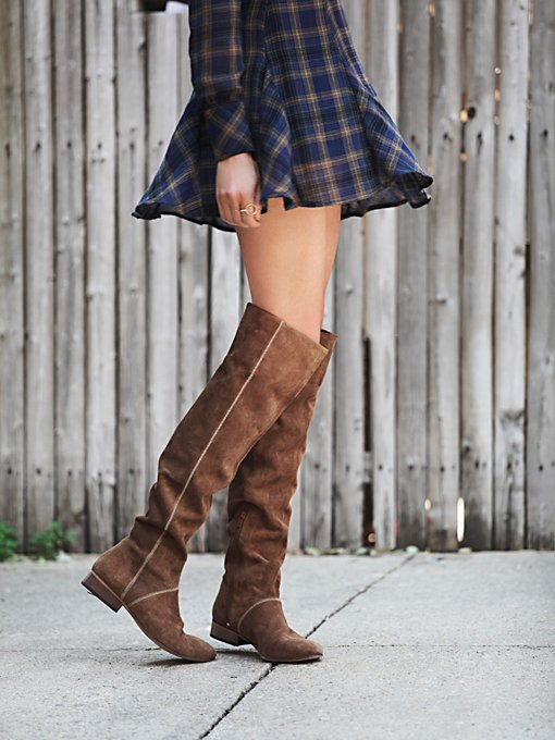 Grandeur Over the Knee Boot