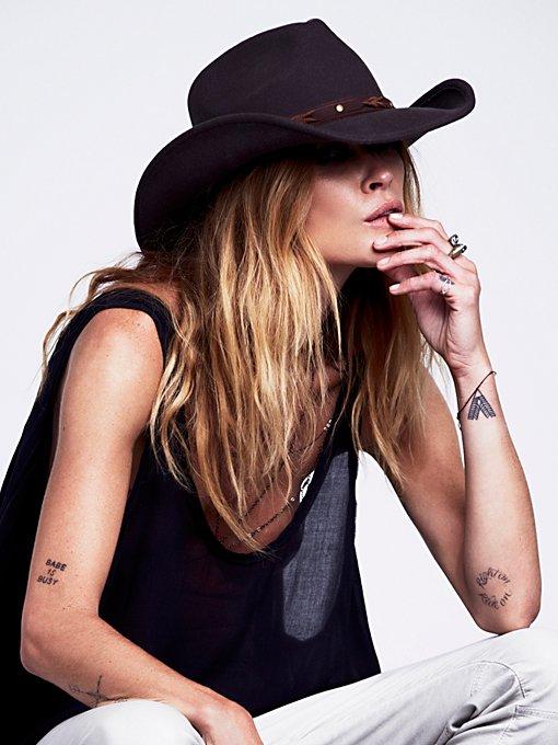 Sloane Felt Cowboy Hat