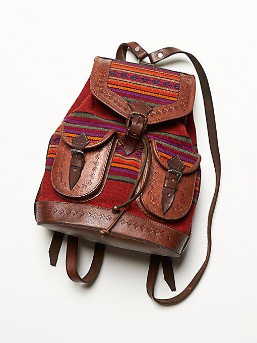 Tierra Backpack