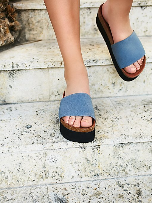 Eshe Platform Footbed