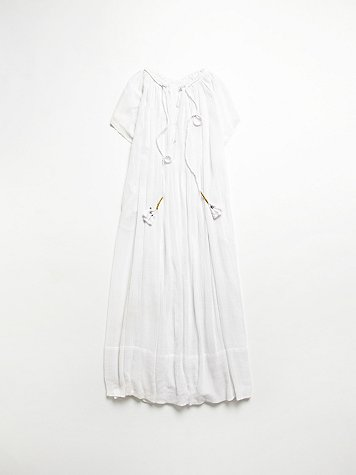 Gone All Gauzey Gown
