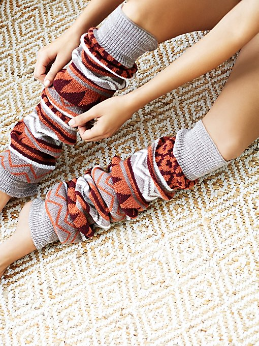 Cozy Leg Warmers