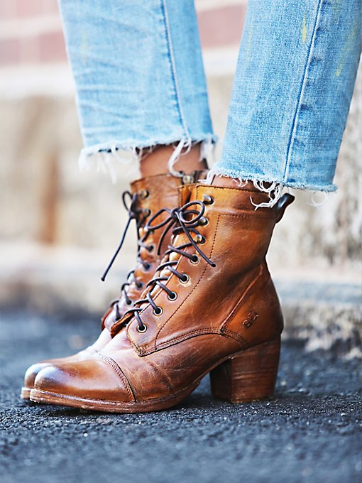 Miner Lace Boot