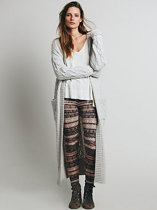 Hendrix Sweater Legging