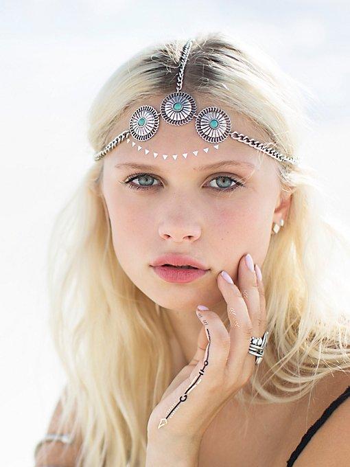 Soft Chain Headpiece