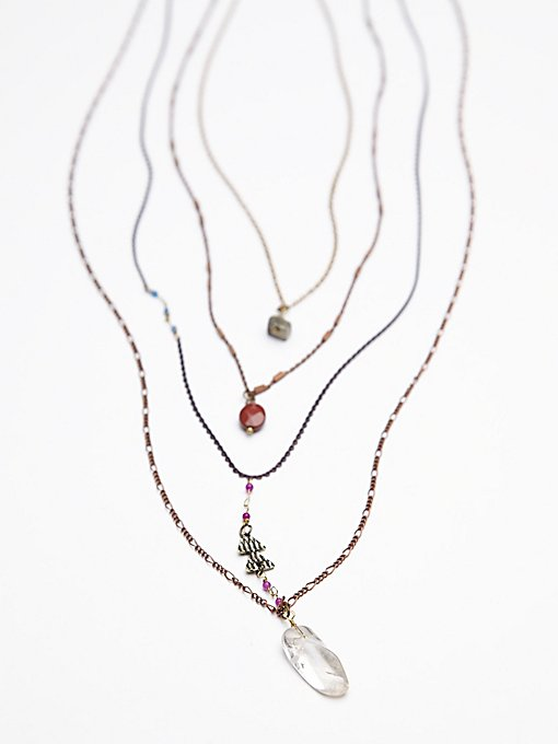 Waterfalls Necklace