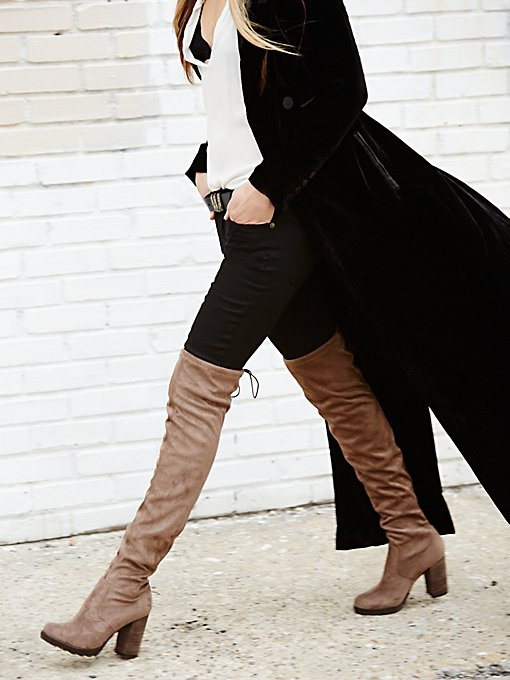 North Star Over the Knee Boot