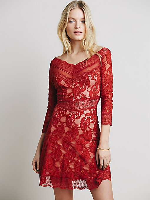 Lacey Affair Dress