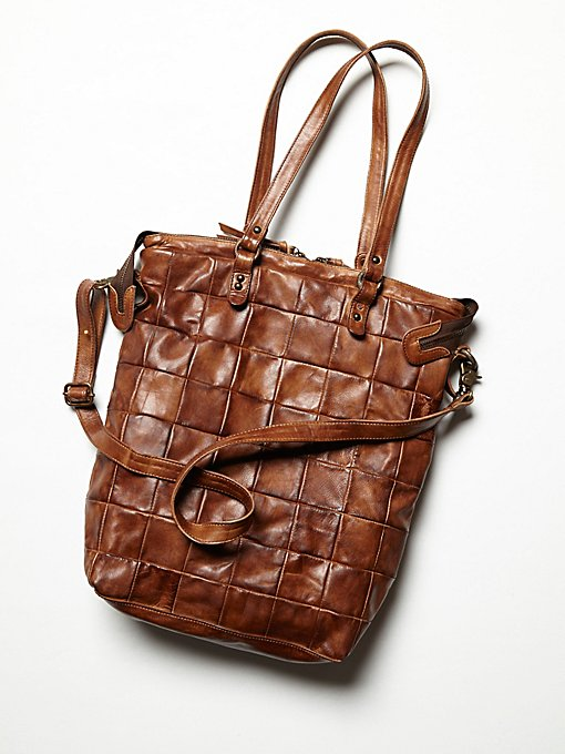 Grove Leather Tote