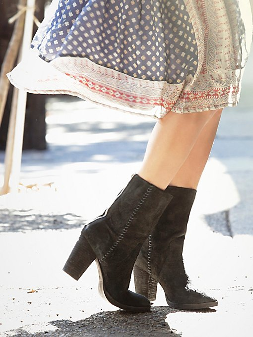 Silk City Mid Boot