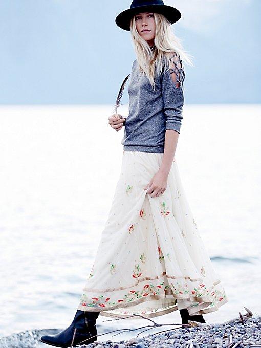 FP X Delhi Dancer Skirt