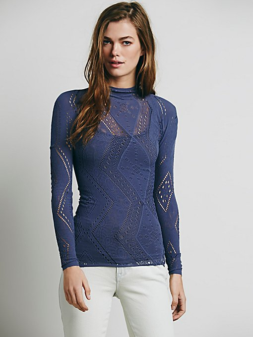 Seamless Italian Turtleneck