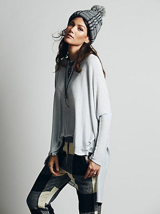 Lux Fine Gauge Pullover