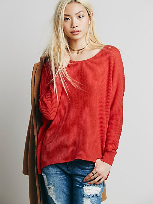 Whispy Pullover