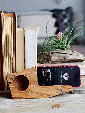 Ambrosia Maple Phone Dock