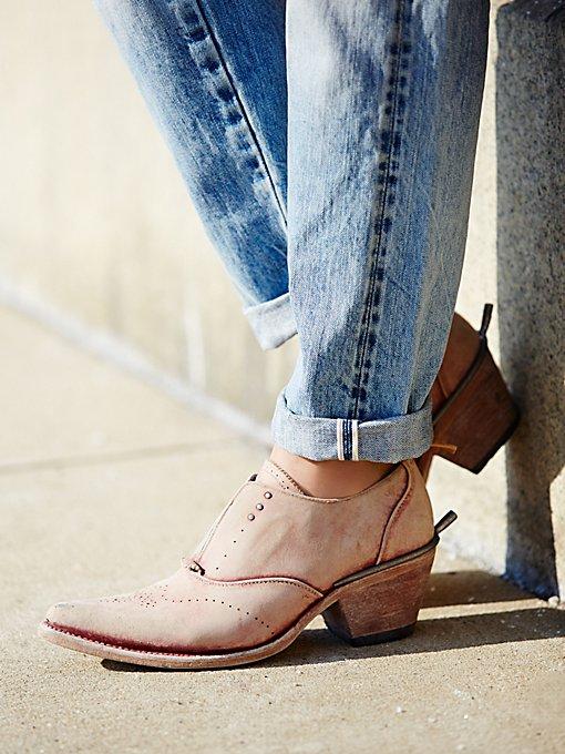 Platt Western Boot