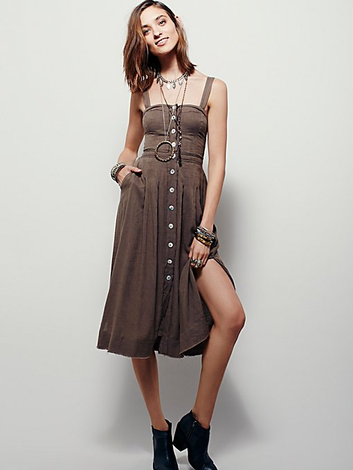Girlfriend Material Dress