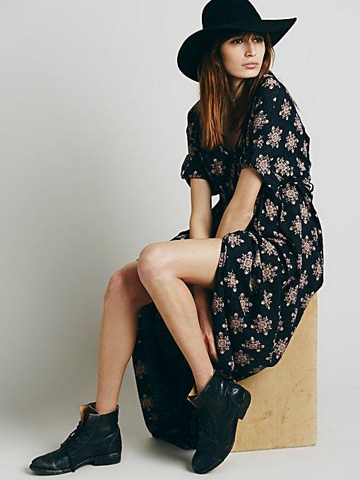 Printed Oasis Dress