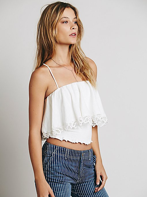 Confection Tube Top