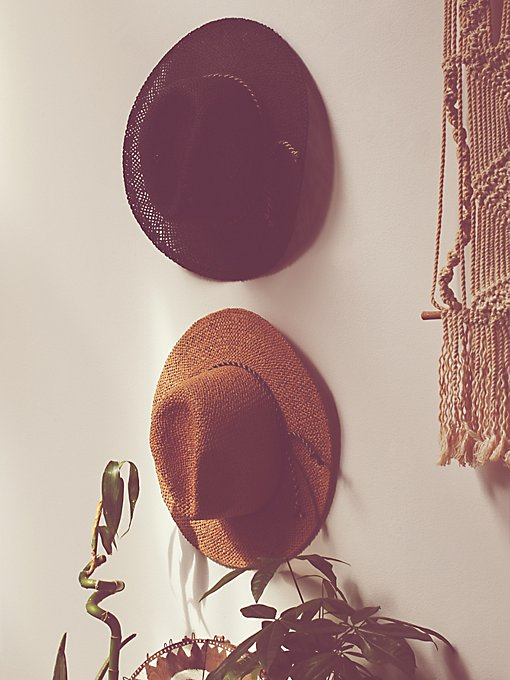 Twisted Rope Straw Hat