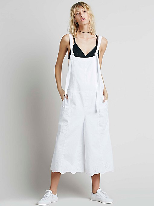Utility Culotte One Piece